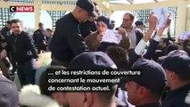 Algérie : des journalistes arrêtés lors d'un rassemblement contre la censure