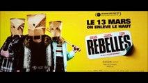 """AP du film """" REBELLES """" à UGC va, le 27 février    #REBELLES LE FILM"""