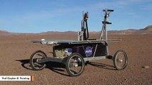 Robotic Rover Recovers Unusual Subterranean Microbes In Chilean Desert