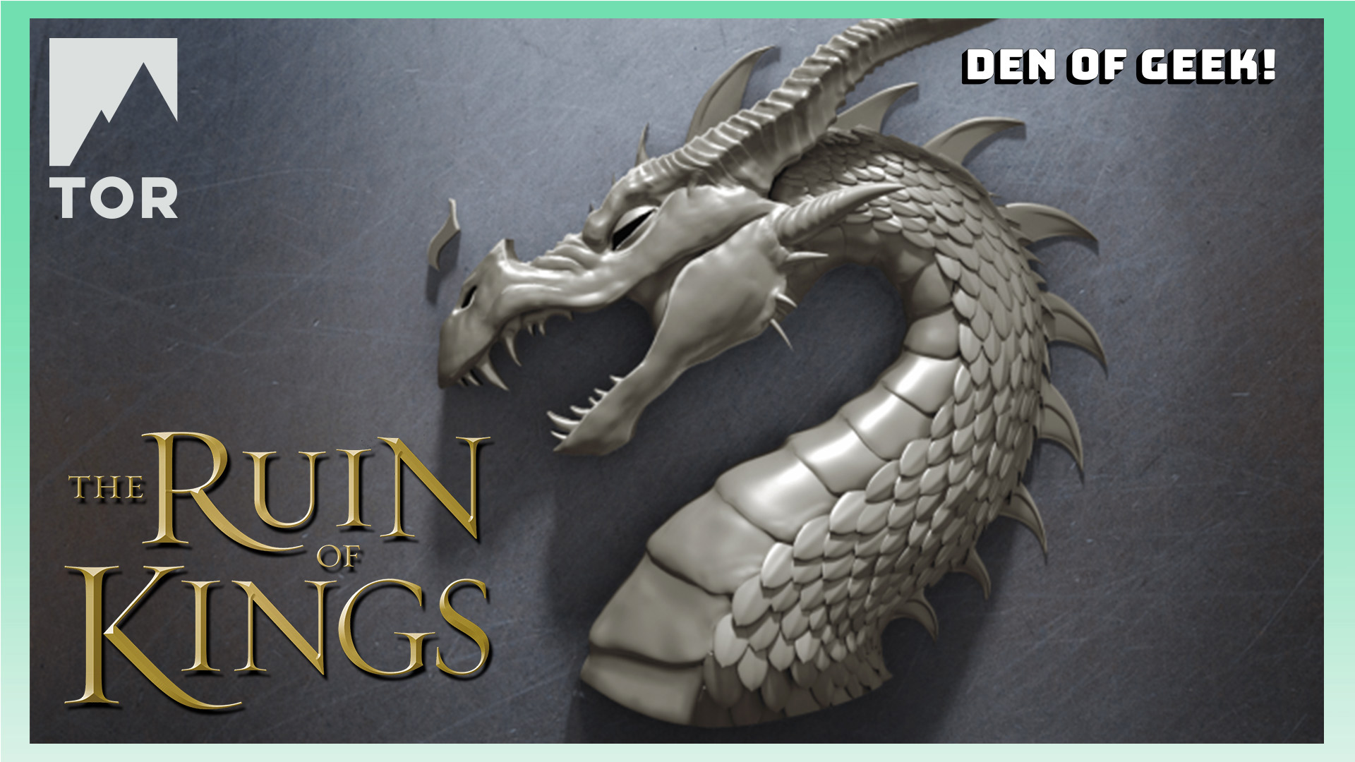 The Ruin of Kings is a Fantasy Epic