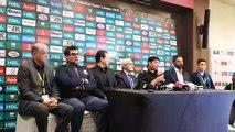 Chairman PCB Ehsan Mani & PSL Teams Owners Press Conference   PSL 2019   ASKardar