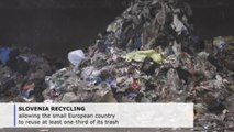 Slovenian waste plant recycles 98 percent of capital's trash (C)
