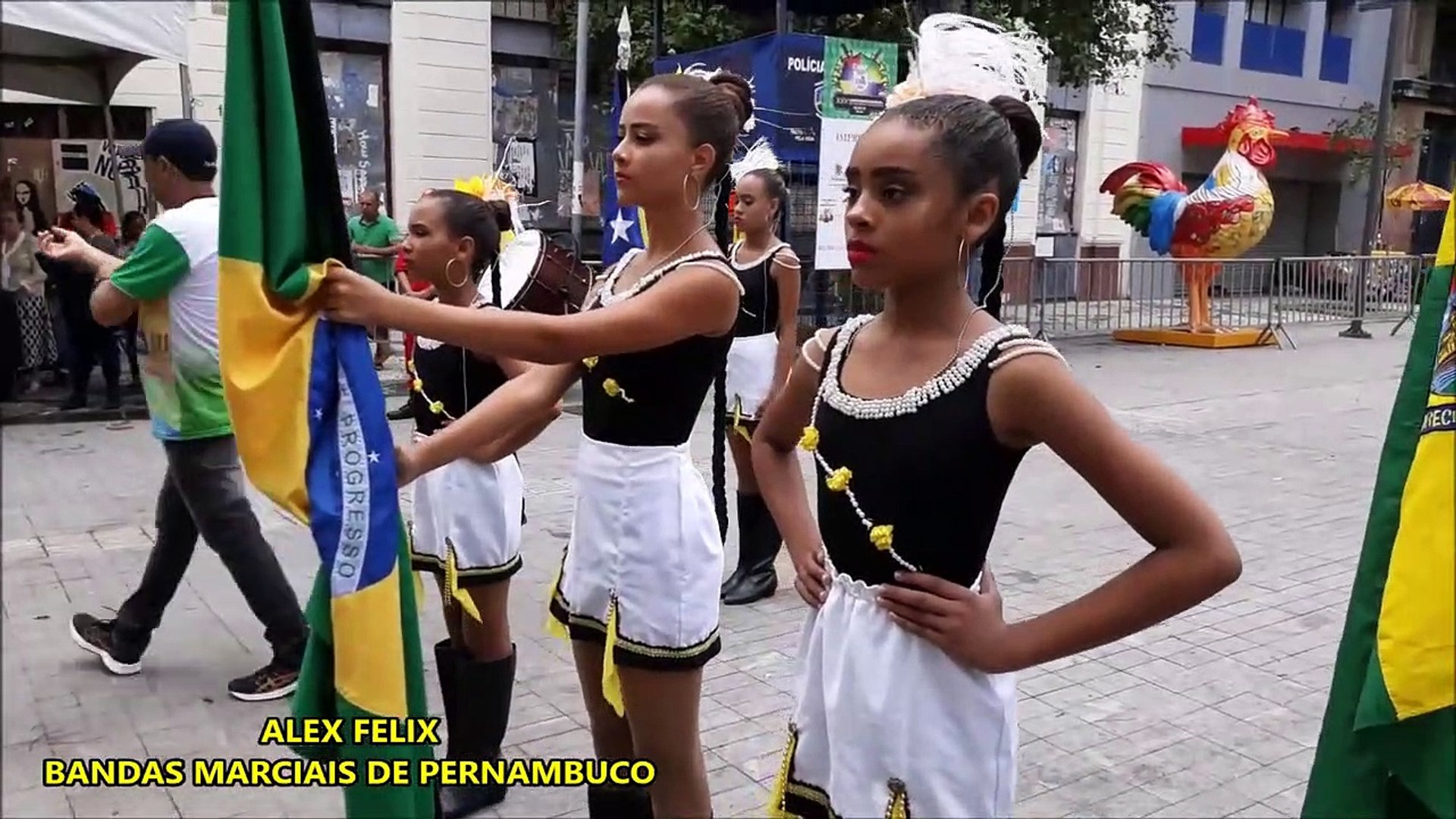 CNBF - 2018 _ Banda de Percussao Centro Juvenil Padre Giovani Pini _ CAMPEONATO NACIONAL DE BANDAS