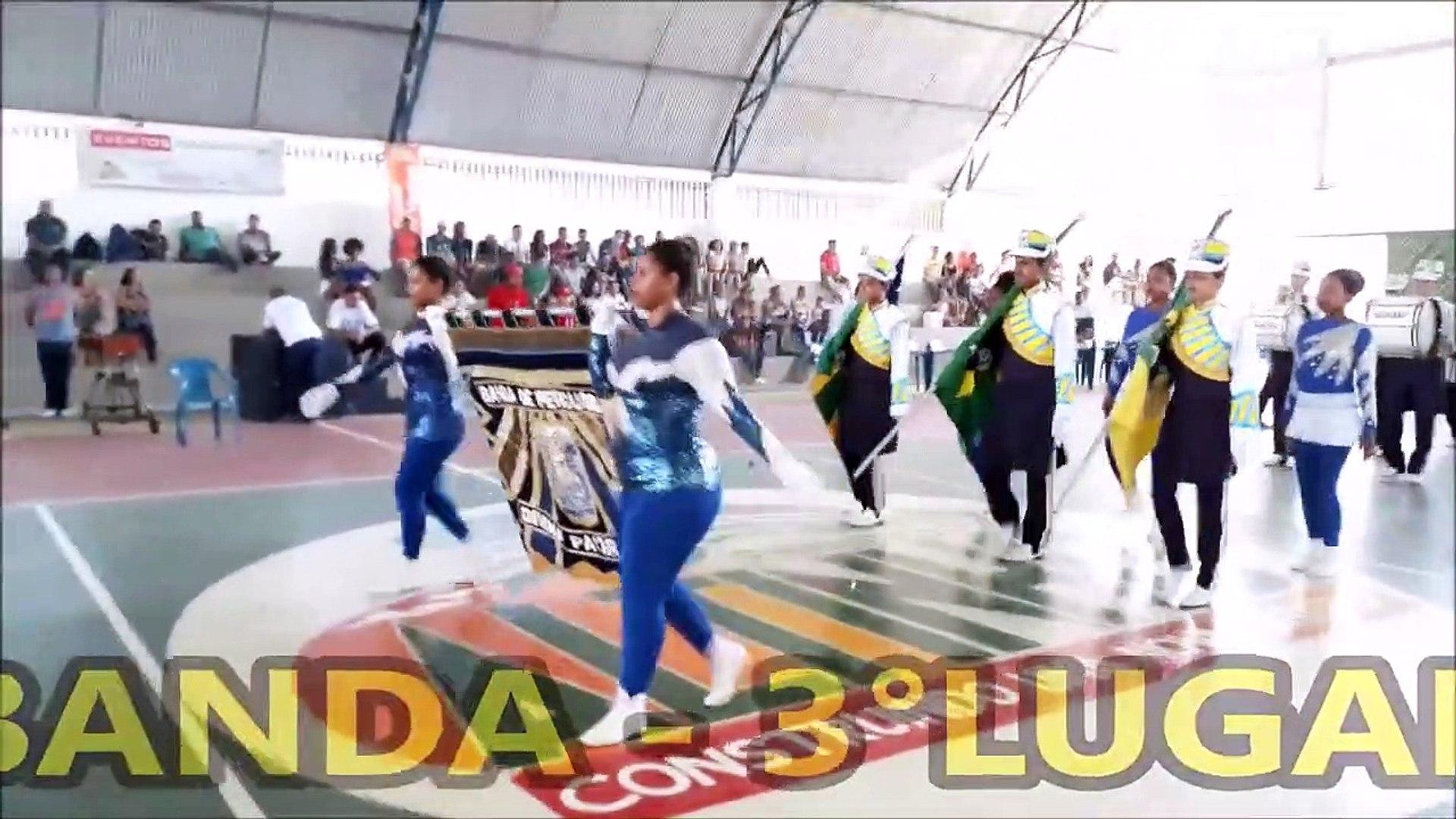 Banda de Percussao Melodica Divina Pastora 2018 _ XI COPA NORDESTE NORTE DE BANDAS E FANFARRAS
