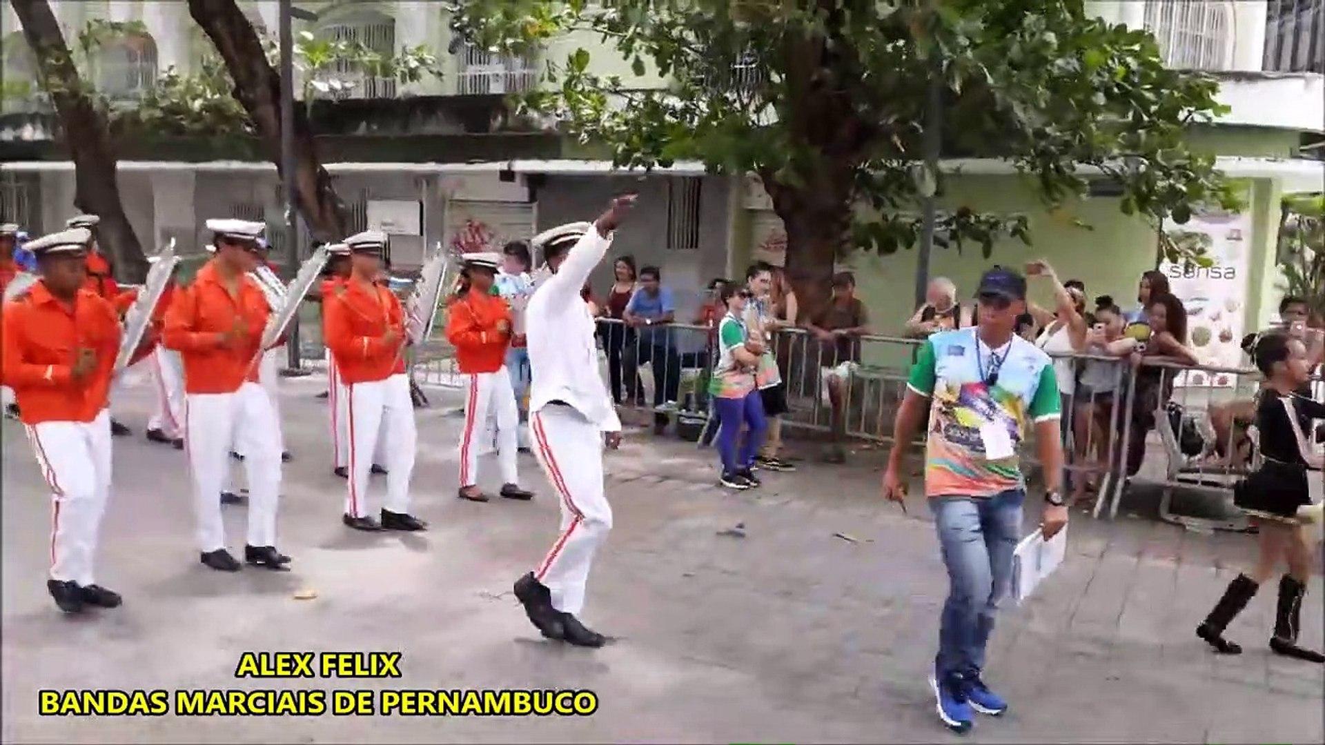 CNBF - 2018 _ Banda Mestre Dunga _ CAMPEONATO NACIONAL DE BANDAS E FANFARRAS EM RECIFE - PERNAMBUCO