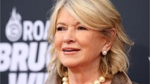 Martha Stewart Is Teaming Up With A Cannabis Company