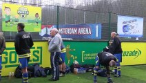 Walking Football Tournament For LUFC Foundations!