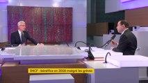 Guillaume Pepy (SNCF) : « Cette année, nous allons investir plus de dix milliards d'euros »