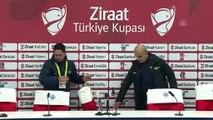 Kasımpaşa-Akhisarspor maçının ardından - Ercan Kahyaoğlu - İSTANBUL