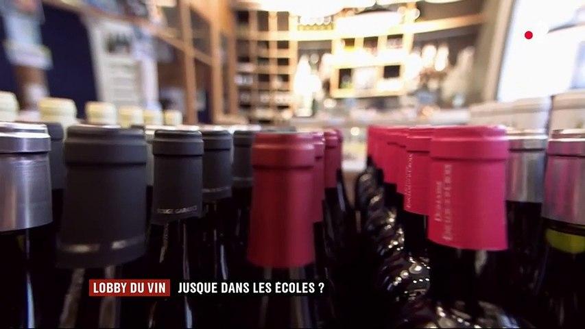 Lobby du vin : jusque dans les écoles ?