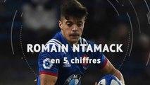 XV de France - 5 choses à savoir sur Romain Ntamack