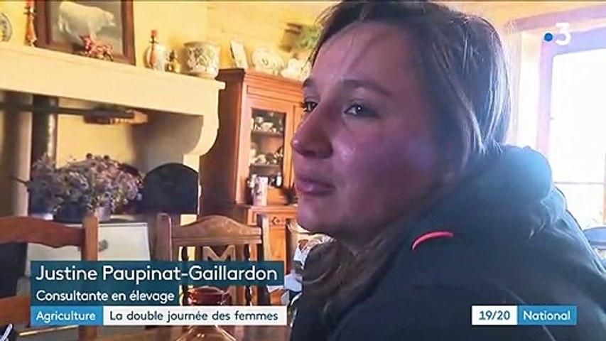 Agriculture : les femmes contraintes à la double journée de travail