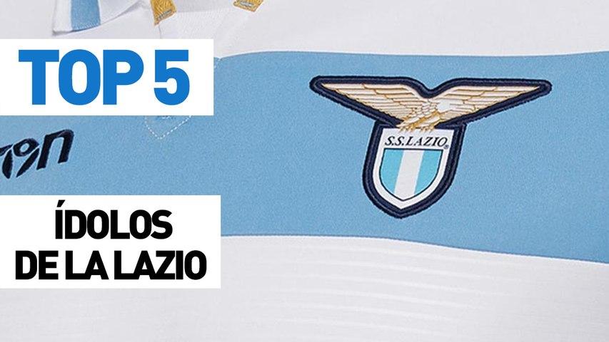 Top 5 ídolos de la Lazio