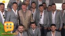La Banda El Recodo de Don Cruz Lizárraga, celebró 80 años con un concierto en Mazatlán.