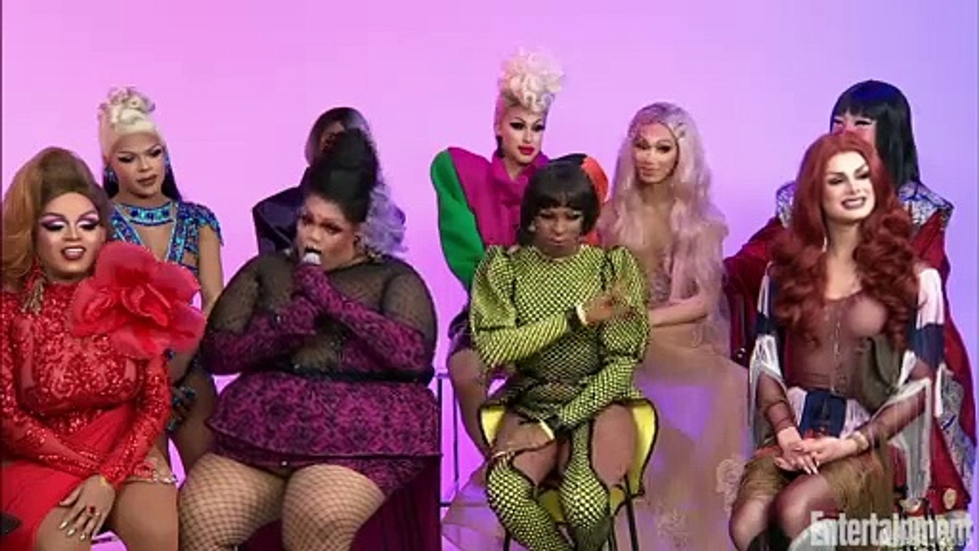 'RuPaul's Drag Race' Season 11 Cast Talk Representation On Upcoming Season | Entertai