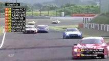 2018 Super GT - Suzuka - R&D SPORT BRZ, GOODSMILE RACING AMG