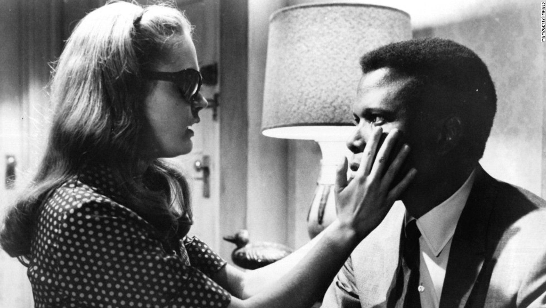 A Patch of Blue Movie (1965)  - Sidney Poitier, Shelley Winters, Elizabeth Hartman