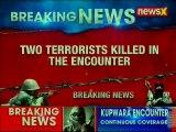 Encounter underway between security forces, militants in Jammu and Kashmir's Kupwara