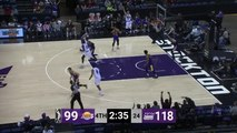 Cody Demps (22 points) Highlights vs. South Bay Lakers