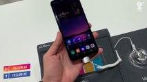 """Trên tay đánh giá nhanh LG G8 ThinQ: điện thoại """"làm màu"""""""