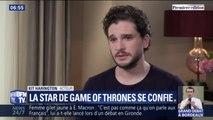 """Game of Thrones: Kit Harington (Jon Snow) """"content"""" de passer à autre chose"""