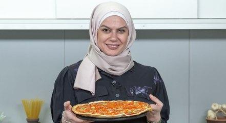 طريقة عمل بيتزا سوبريم بالخضار