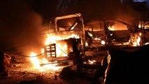 Al menos 23 muertos por un camión bomba en Somalia