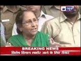 Sarabjit's sister accuses the Pakistan of backstabbing India