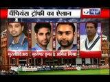 Yuvraj Singh News: Champions Trophy: Yuvi and Gambhir ignored
