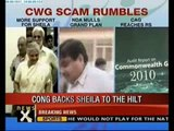 CWG scam: NDA set to corner Delhi CM in Parliament