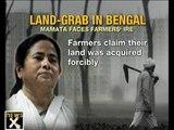 Farmers threaten protests over land grab in Kolkata
