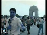 India Gate erupts in Anna's support