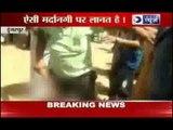 Brutality against Women : Mob beats helpless women in Rajasthan
