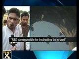 Rajasthan riots: Victims demand justice