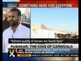Foreigners love beauty, culture at Pushkar fair in Rajasthan