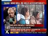 2 lakh compensation for East Delhi fire victims: Sheila Dikshit