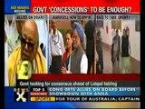 Team Anna's core committee to meet; Cabinet clears three anti-graft bills