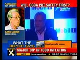 Kingfisher Airlines safety an issue: DGCA