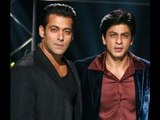Salman Khan- Shah Rukh: The two Khans of Bollywood unite after five years