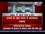 India News: JNU student dies, classmate he attacked still critical