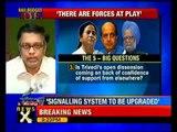 NewsX@9: Tussle between Mamata, Trivedi over rail budget-NewsX