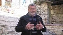 Ora News - Zbulohen kalldrëm e katakombe, dalin në dritë dëshmi të reja në Pazarin e Gjirokastrës