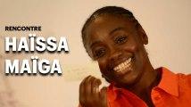 Interview avec la comédienne Aïssa Maïga