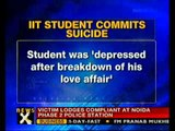 IIT-Madras student commits suicide in hostel-NewsX