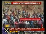 Political blame game starts over clashes in Jharkhand-NewsX