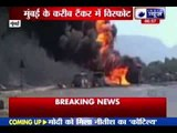 Mumbai -7 dead, 9 injured in gas tanker explosion