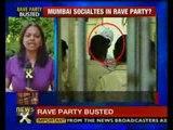 Mumbai rave party: Party organizer arrested - NewsX