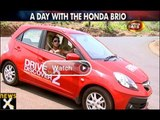 Living cars: A day with Honda Brio - NewsX