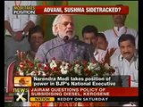 Modi targets PM, alleges UPA govt damaging India's federal structure - NewsX