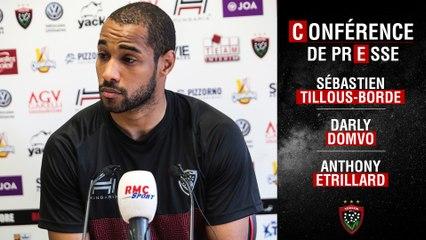 Conférence de presse d'avant-match J18 Perpignan-Toulon